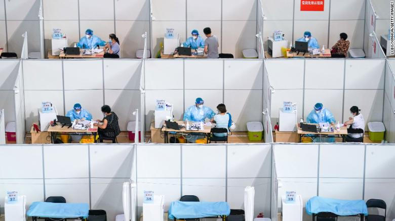 China's Covid-19 vaccination drive is about to exceed the 2 billion mark. But the public is increasingly frustrated by coercive measures