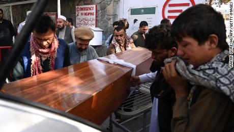 The Kabul attack claimed dozens of lives, including 13 US troops and more than 60 Afghans.