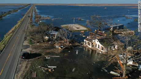 Louisiana hasn't yet recovered from two major hurricanes in 2020. Now another is taking aim