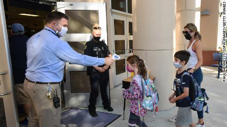 Judge rules against Florida Gov. DeSantis' ban on mask mandates in schools