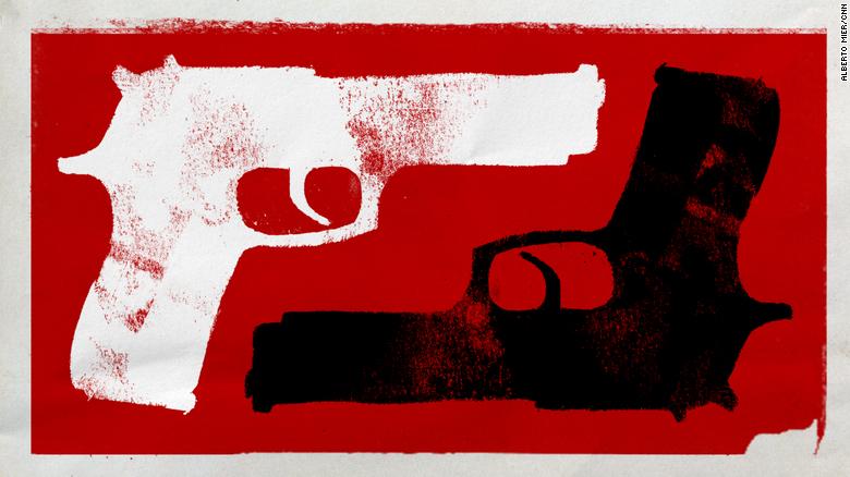 How race permeates the politics of gun control