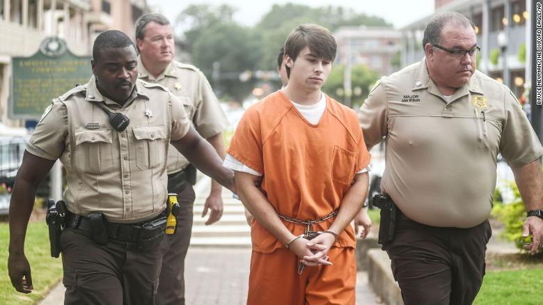 Brandon Theesfeld pleads guilty in the death of Ole Miss student Ally Kostial