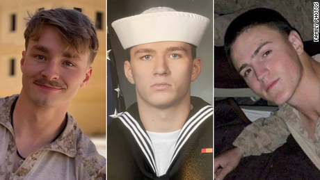 A soon-to-be father, a beloved brother and a state champion among US service members killed in Kabul attack