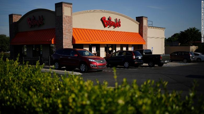 Southern fast food chain Bojangles to close for two Mondays to give staff a 'well-deserved break'