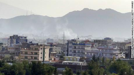Ten family members, including children, dead after US strike in Kabul
