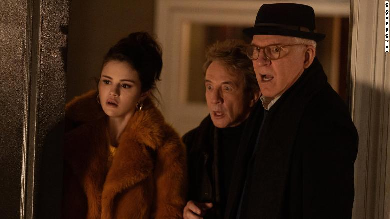 'Only Murders in the Building' is Steve Martin's take on a Manhattan murder mystery