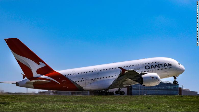 Qantas CEO: A380 'perfect' to meet massive pent-up demand for flying