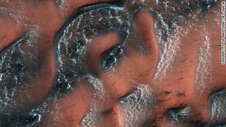 As previsões do tempo do outro mundo podem ajudar futuros exploradores de Marte a acessar este recurso vital