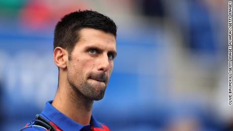 Novak Djokovic dit que la nouvelle organisation est là pour aider les joueurs.
