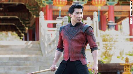 Asian Americans rally in support of Disney and Marvel's 'Shang-Chi' ahead of its nationwide premiere