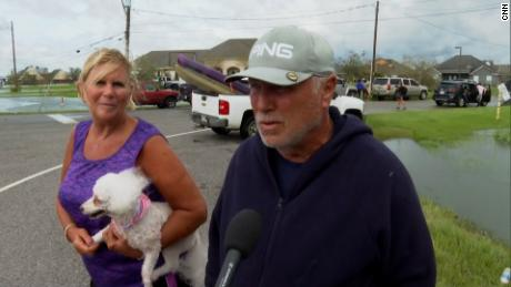 Residents of this small Louisiana town were hit by Hurricane Ida during the 'Hour of Pain'.