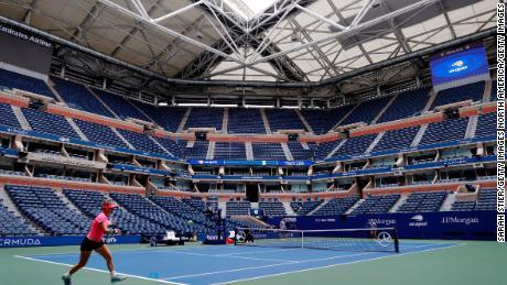 Tennis'  Les organes directeurs continuent d'exhorter les joueurs à se faire vacciner avant l'US Open
