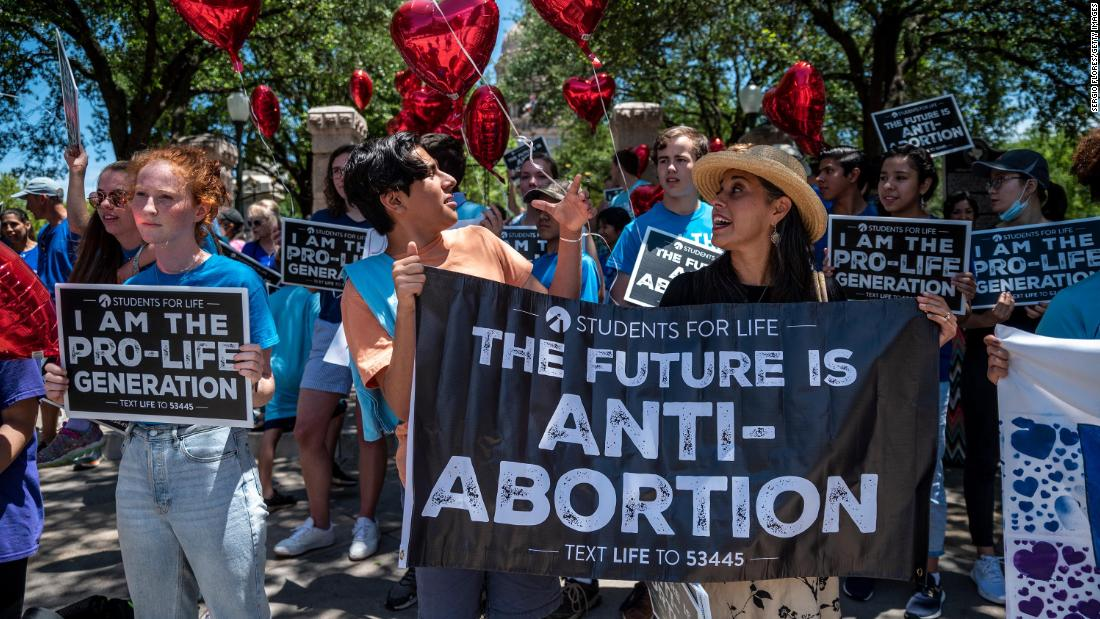 Texas' repugnant law is pure Republican hypocrisy