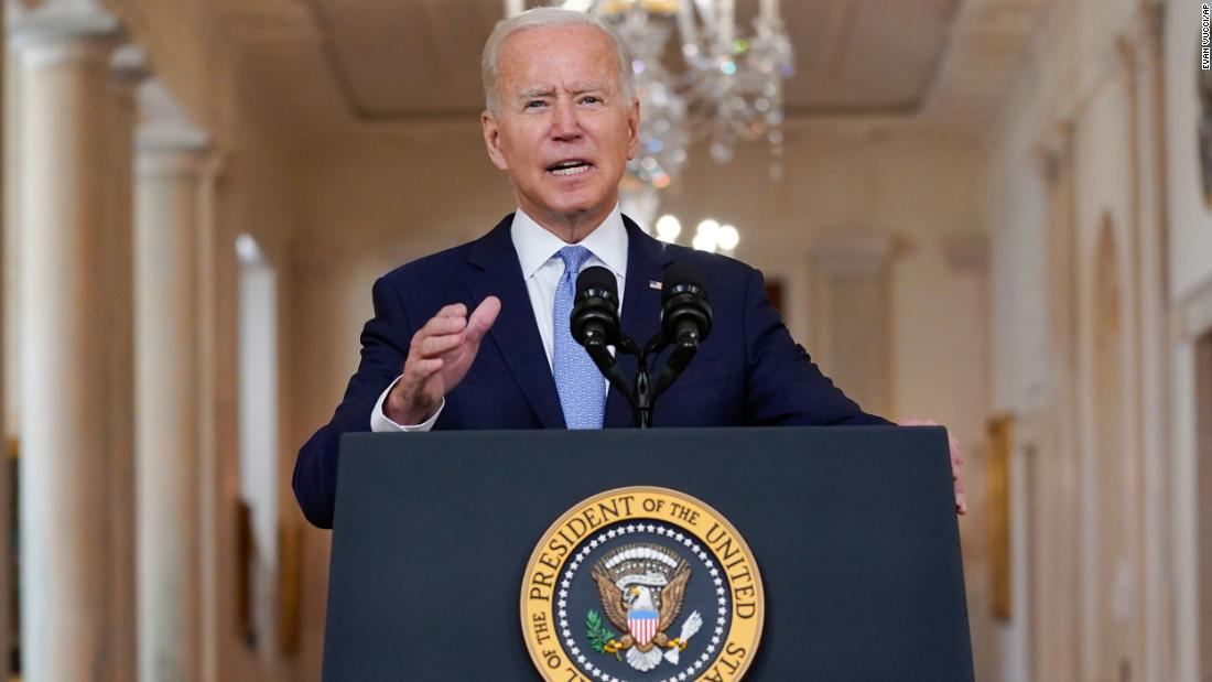 Biden promised ISIS-K will 'pay.' Having no US troops in Afghanistan makes that harder