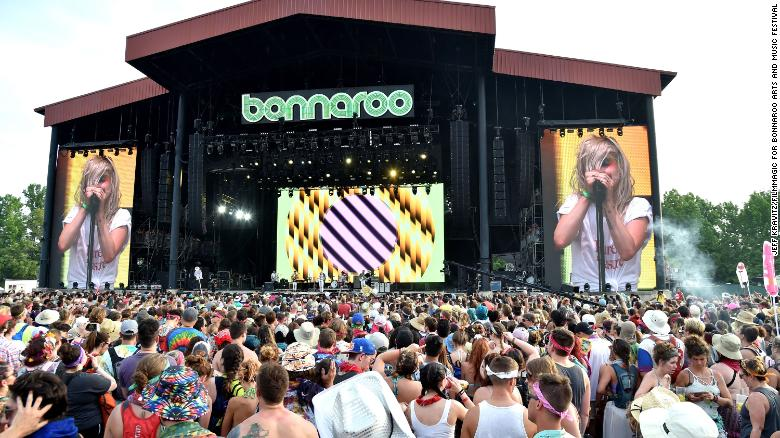 Bonnaroo organizers cancel this year's festival, citing flooding from heavy rains