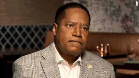 California recall contender Larry Elder makes misleading claim that young people don't need Covid-19 vaccines