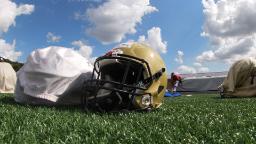 Kansas City high school football teams deal with helmet shortage because of COVID-19