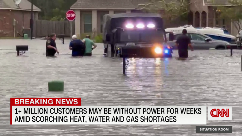 Lost power after Hurricane Ida? Here's how to safely use a generator