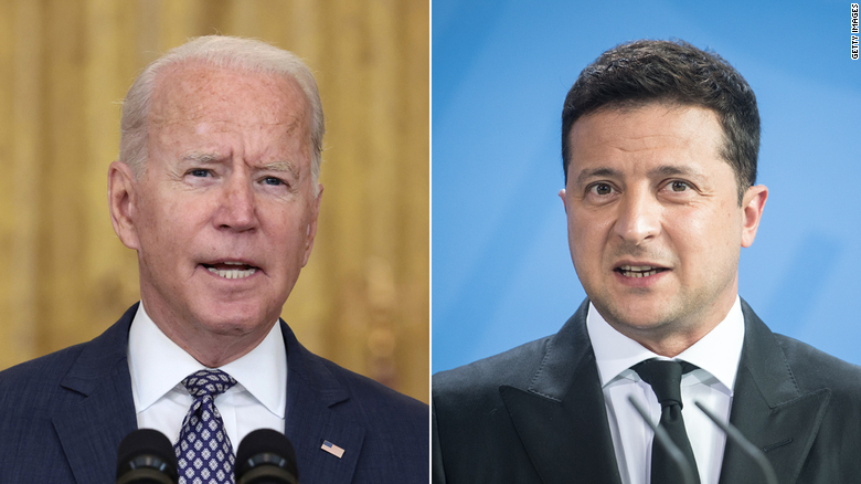 Ukrainian President to accomplish years-long quest for a White House visit with Biden meeting