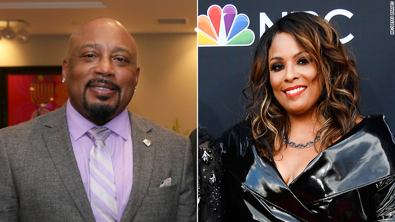 'Shark Tank' star Daymond John, DJ Spinderella and more honored for mentoring youth