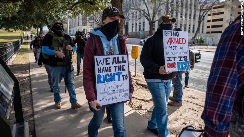 Texans can now openly carry guns in public without a permit or training. Police say the new law makes it harder to do their jobs