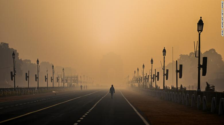 Air pollution could knock 9 years off the life of people in India, study says