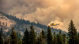Caldor Fire: Lighter winds could bring relief to firefighters trying to protect South Lake Tahoe