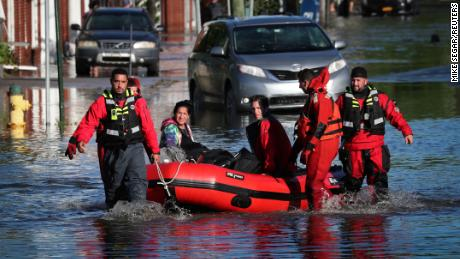 Ida's remnants unleash massive, swift flooding in East and leave at least 11 dead