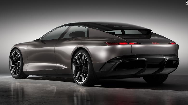 Audi synon të prodhojë një makinë elektrike shumë të tillë rreth mesit të kësaj dekade.