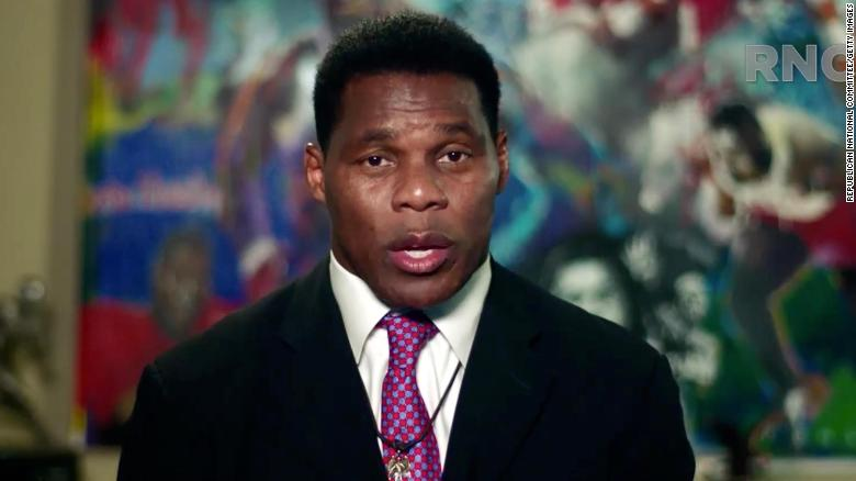 Herschel Walker appears to be doing a whole lot of nothing in his Senate bid