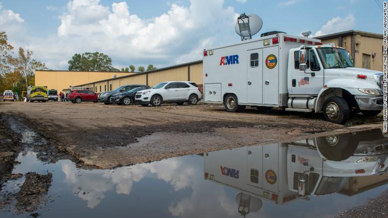 4 Louisiana nursing home residents die after they were evacuated to another facility ahead of Ida, health department says