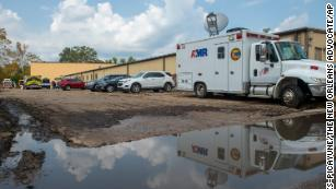 Louisiana AG opens investigation into deaths of nursing home residents at temporary hurricane shelter