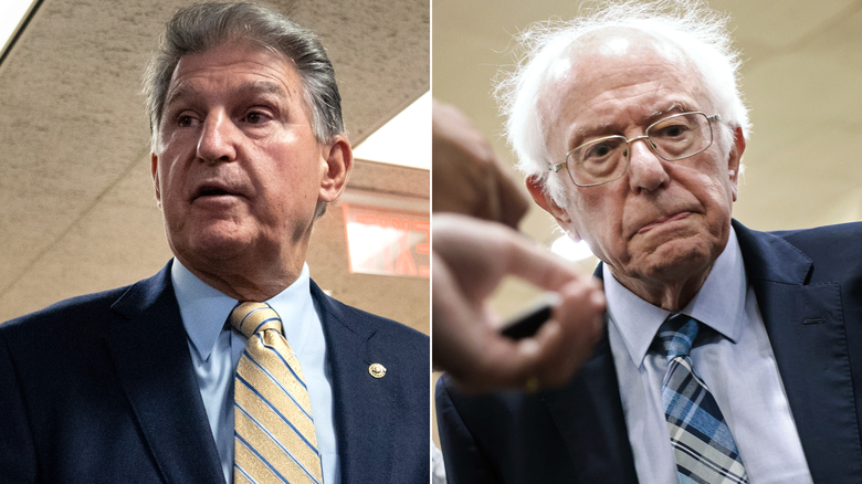 Inside the Manchin-Sanders feud that has Democrats nervous about Biden's  agenda - CNNPolitics