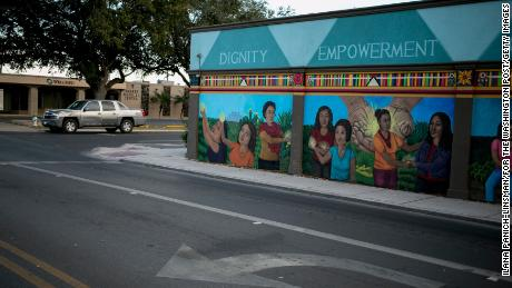 The Whole Woman's Health clinic in McAllen, Texas, is the only facility that offers abortion care south of the of San Antonio.