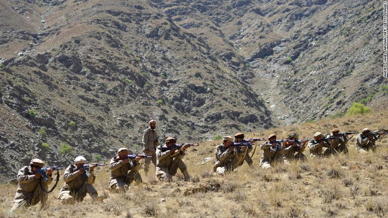 Heavy clashes erupt between Taliban and anti-Taliban group in Afghanistan's Panjshir province