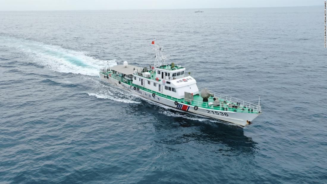 Analysis: The long arm of China's new maritime law risks causing conflict with US and Japan