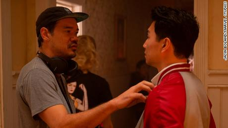 'I could have really used a hero like this': Destin Daniel Cretton discusses his Marvel debut and the 'burden' he carried into 'Shang-Chi'