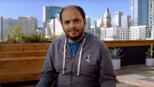 Abhinav Asthana, CEO e cofundador da Postman na Índia.
