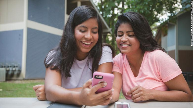 Check out the apps your kids enjoy on their phones.