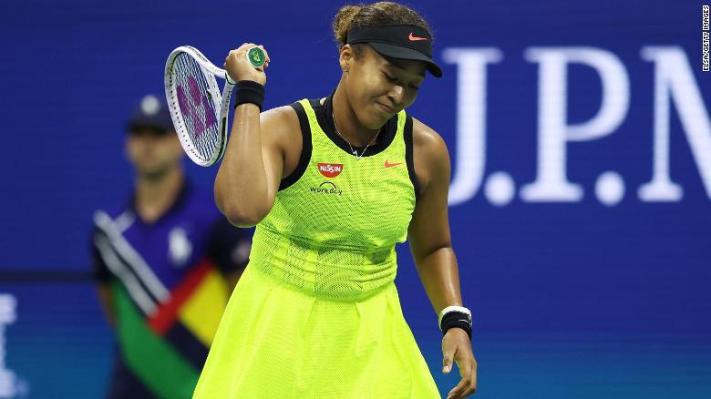 Naomi Osaka loses in shocking upset at US Open to teen Leylah Fernandez