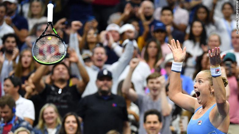 Top-ranked Ashleigh Barty stunned at US Open