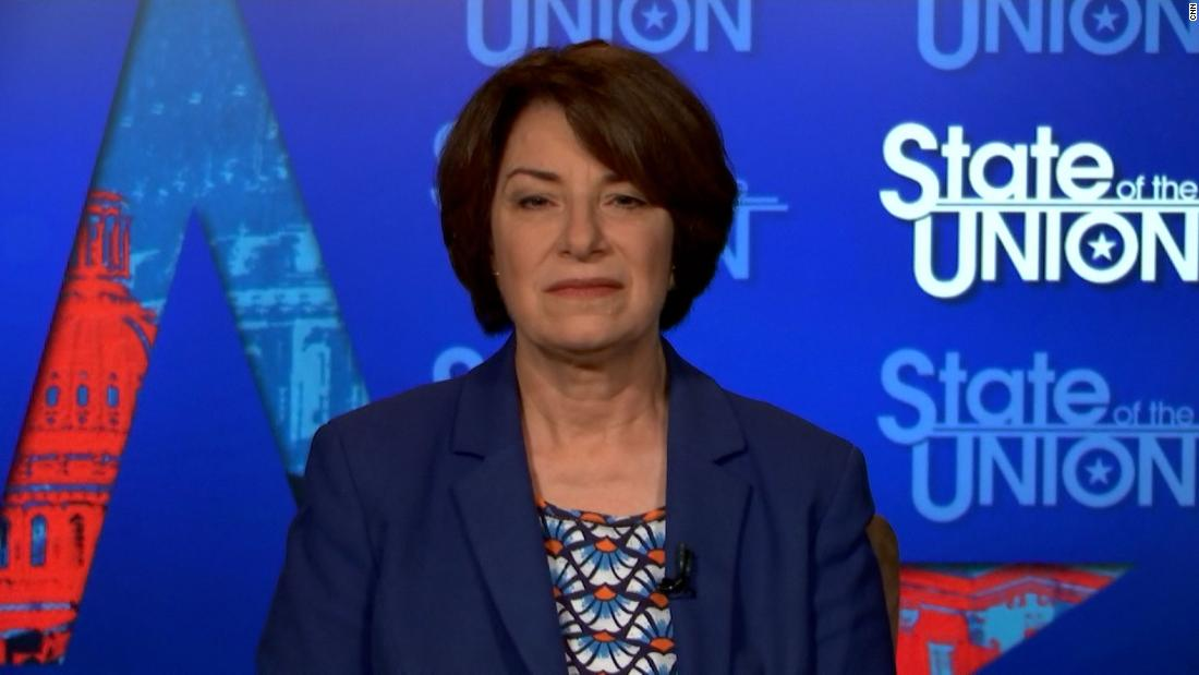 Photo of Klobuchar calls Supreme Court decision over Texas abortion law 'blatantly against Roe v. Wade'