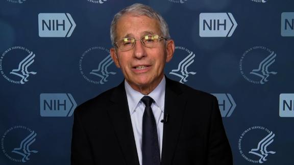 Image for Fauci says Moderna booster might come later than Pfizer's