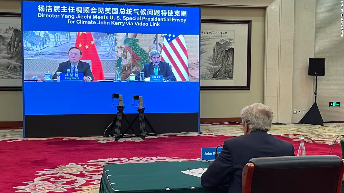 Analysis: The US and China can't get along — even if the planet's future is at stake