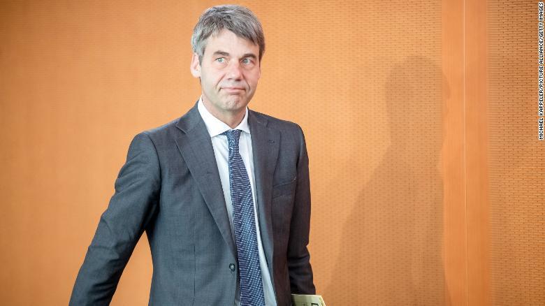 Jan Hecker, German ambassador to China, dies just a few weeks into his posting