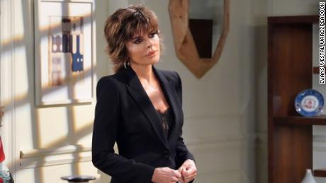 """Lisa Rinna as Billie Reed is shown in a scene from """"Days of Our Lives: Beyond Salem."""""""