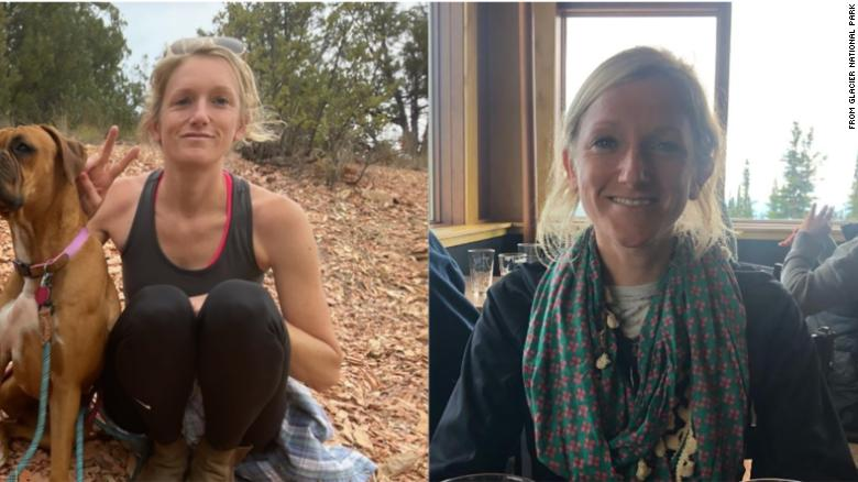 Missing Viriginia woman found dead in Glacier National Park