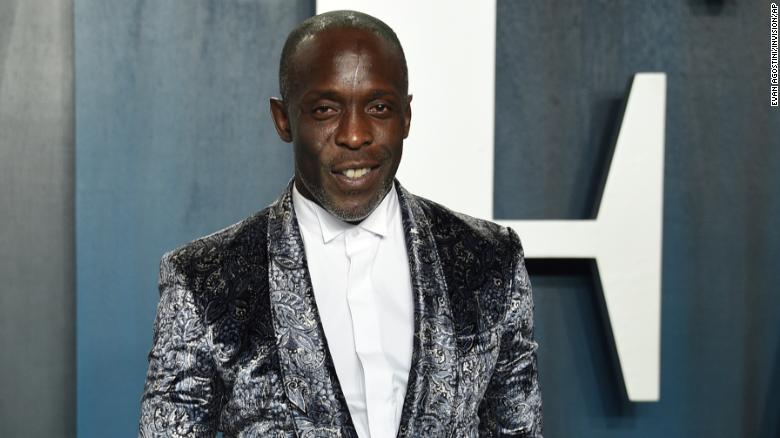 """<a href=""""https://www.cnn.com/2021/09/06/entertainment/michael-k-williams/index.html"""" target=""""_blank"""">Michael K. Williams,</a> an actor best known for his role as Omar Little on HBO's """"The Wire,"""" was found dead in his New York City apartment, a law enforcement official told CNN on September 6. He was 54. Williams amassed a number of accolades during his career, including five Emmy nominations."""