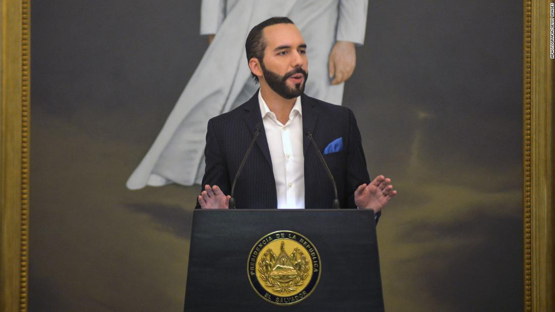 Photo of El Salvador buys millions of dollars in bitcoin ahead of world-first adoption