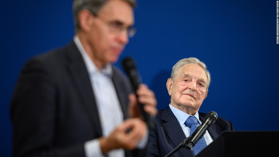 Photo of George Soros calls out BlackRock's 'China blunder'